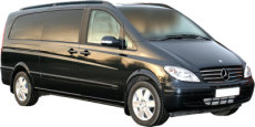 Tours of Oxford and the UK. Chauffeur driven, top of the Range Mercedes Viano people carrier (MPV)