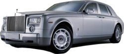 Hire a Rolls Royce Phantom or Bentley Arnage from Cars for Stars (Oxford) for your wedding or civil ceremony